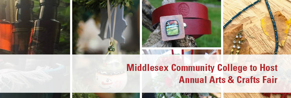 Middlesex Community College to Host Annual Arts & Crafts Fair