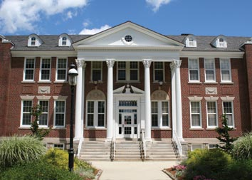 Photo of North Academic Building Bedford