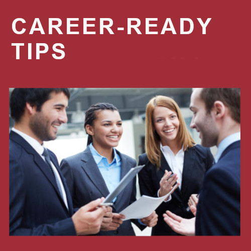 Career Ready Tips