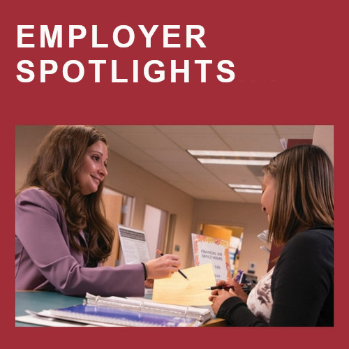 Employer Spotlights