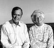 George & Barbara Bush