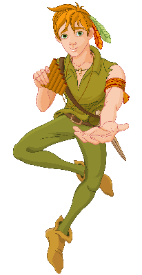 Picture of peter pan