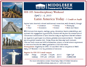 IDS Weekend: Latin America Today