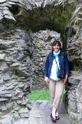 Photo of Noreen in Ireland