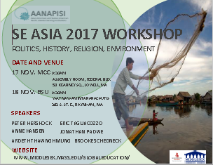 Southeast Asia Workshop