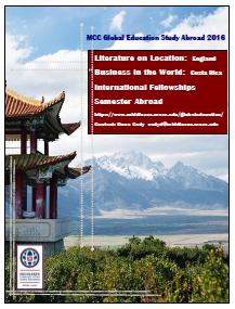 MCC Global Ed Study Abroad 2016