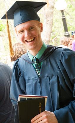 Happy MCC Graduate