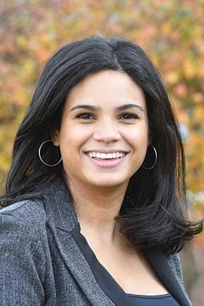 Student Speaker Maria Aybar