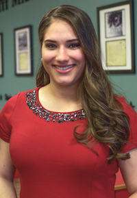 Carla Rojo - 2016 Commencement Speaker