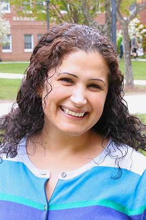 Student Speaker Zeina El Jenaynati