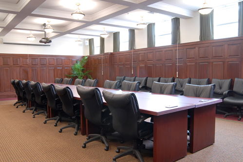 Photo of meeting room/board room in Federal Building