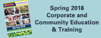 Spring 2018 Corporate Education & Training