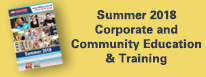 Summer 2018 Corporate Education & Training