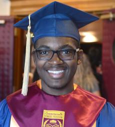 MCC Honors Graduate