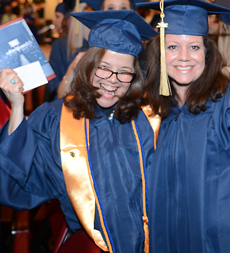 MCC Happy Graduates