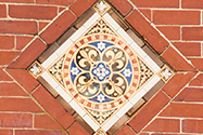 decorative tile Photo