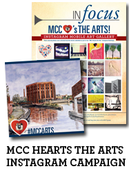 MCC Hearts the Arts