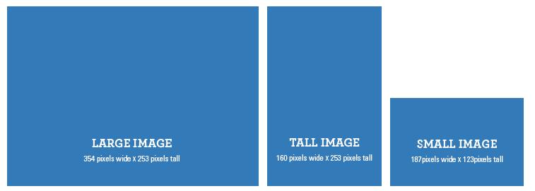 Image Sizes