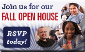 RSVP for the Open House