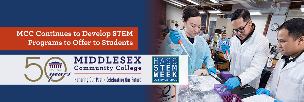 MCC Continues to Develop STEM Programs to Offer to Students