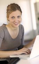 Happy MCC Online Student