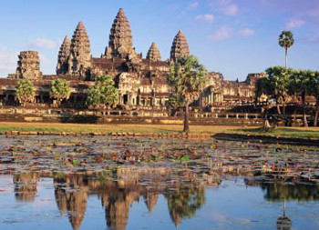 Photo of Angkor Watt