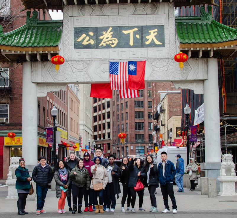 Photo of China Town Field Trip