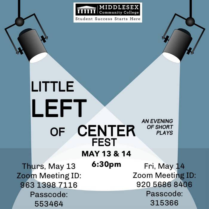 little left of centerfest poster