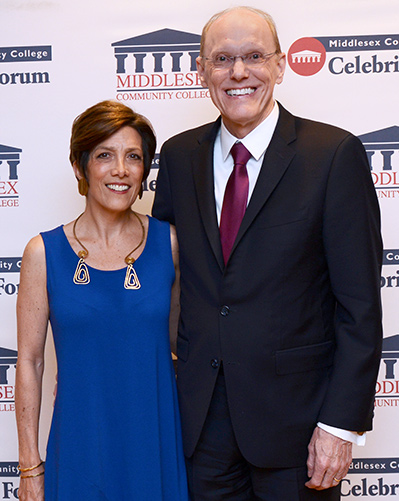 Photo of President and Mrs. Mabry