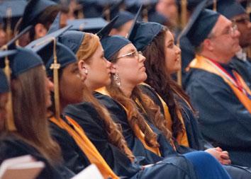 Photo of PTK Graduates