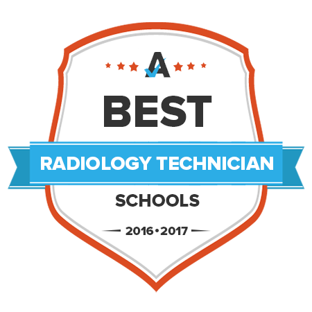 A Best Radiology Technician School 2016-2017