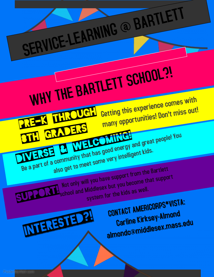 Service Learning at Bartlett