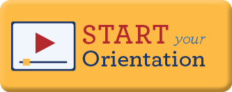 Start Your Orientation Play Button