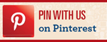 Pin with Us on Pinterest