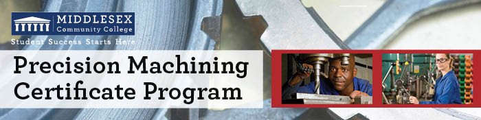 Precision Machining Certificate Program logo