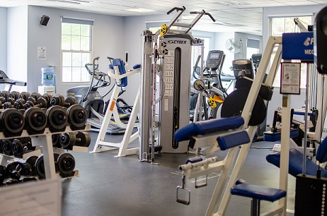 Bedford Fitness Center