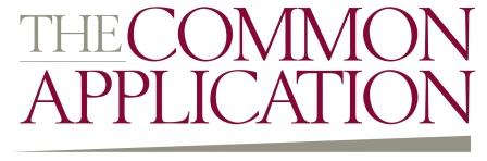 Common App Header