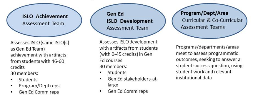 Assessment Levels Overview